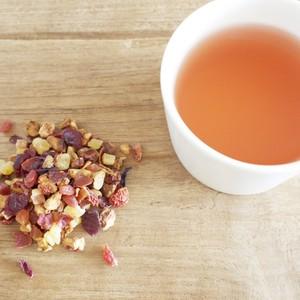 【TEAtriCO】301 ティート ストロベリー「食べられるお茶」