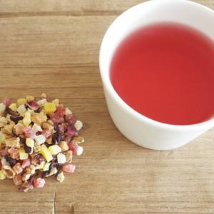 【TEAtriCO】314 ティート ピーチ「食べられるお茶」