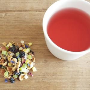 【TEAtriCO】315 ティート ライチ「食べられるお茶」
