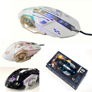 Topic LED Wired Mouse Optical