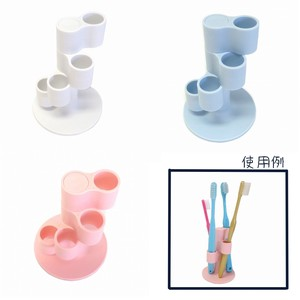 Fit Plus Stand Toothbrush Stand 3 Colors