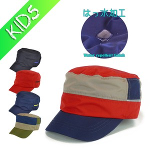 Kids Water-Repellent Military Cap Kids Hats & Cap