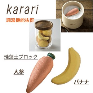 Diatomaceous Earth Stick Carrot Banana