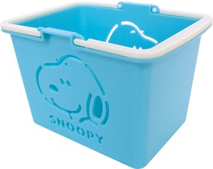 Color Basket Snoopy Blue SNOOPY