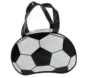 Vinyl Overnight Bag Soccer Good Ball