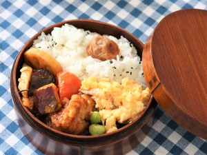 Bento Box Round shape