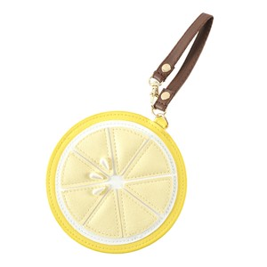 Fruit Die Cut Commuter Pass Holder
