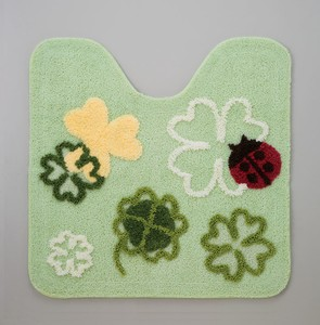 Toilet Mat Happiness Clover
