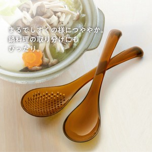 China Spoon Set Brown