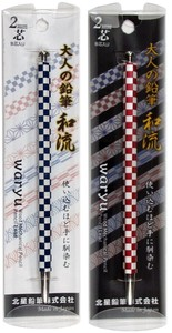 Hokusei pencil Adult Pencil Checkered