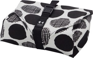 Wrap Closs Black Lunch Box Wrapping Cloth