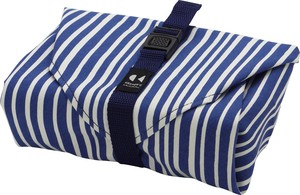 Wrap Closs Blue Lunch Box Wrapping Cloth