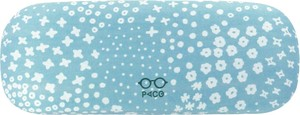 Eyeglass Case Flower Dot