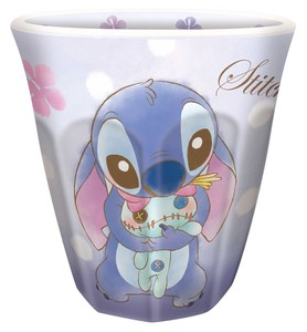 Lovely Friends Print Melamine Cup Lamp