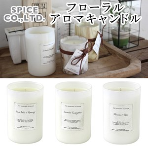 Candle 2018 S/S Floral Aroma Candle