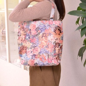 Angel Tote Bag Light-Weight Waterproof Inside Pocket Attached