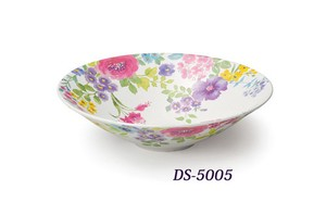 Large Bowl Floral Pattern