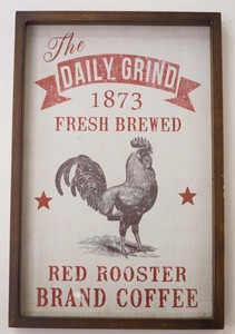 Farmers Frame Poster Chicken