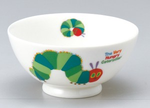 Hungry Bug, Flower & Plant Book Japanese Rice Bowl
