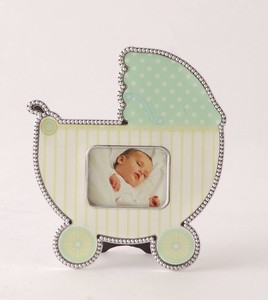 Way Photo Frame Baby Carry Green