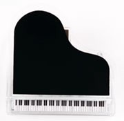 Piano Clip Music Series