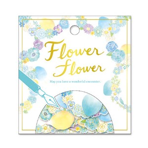 Flower FLOWER SEAL Light Mint Blue