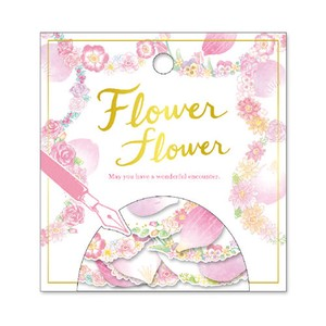 Flower FLOWER SEAL Light Pink