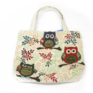 Fashion Accessory Bag Tote Bag Owl