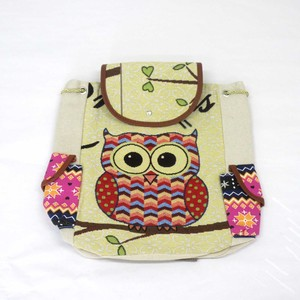 Fashion Accessory Bag Backpack Owl