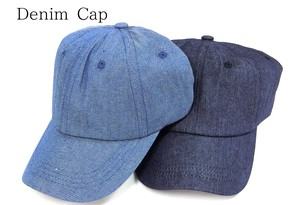 S/S Denim Cap