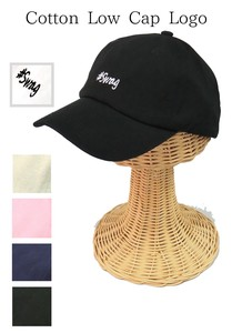 S/S Embroidery Cotton Cap