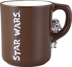 Figure Attached Mug Trooper