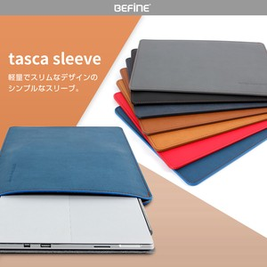 【Surface Laptop】 tasca sleeve(タスカスリーブ)