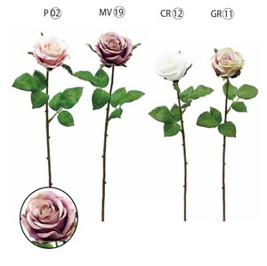 Rose Spray Artificial Flower