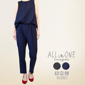 All-in-one Vest One-piece Dress Tapered Pants