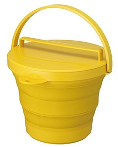 soft Bucket Attached Yellow