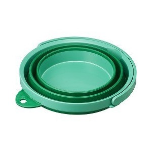 soft Bucket Attached Green