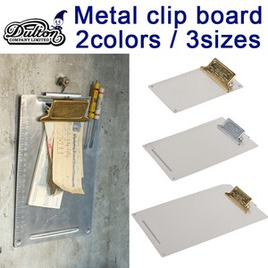 METAL CLIPBOARD