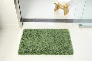 Bath Mat Mat Scandinavian Style Neil Fluffy Water Absorption