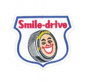 Racing Patch YOKO SMILE