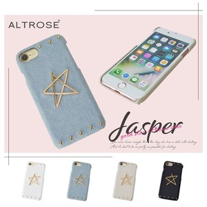 Gold Star Back iPhone Case Ladies iPhone6 iPhone7 iPhone
