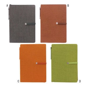velty Cover Notebook Sticky Note