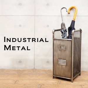 Industrial Metal Umbrella Stand Umbrella Stand