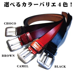 Recycling Leather Belt Decoration Business Business Casual
