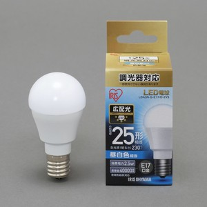 LED Light Bulb Type Dimming White Light Bulb Substantially