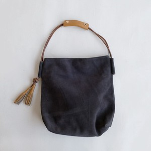 A/W Handle Bag Suede