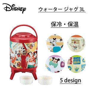 PEARL KINZOKU Disney Water Cup 2 Pcs Attached