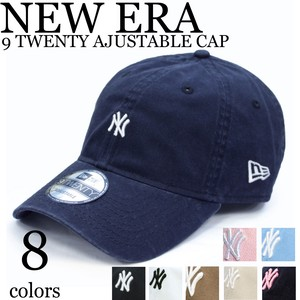 《即納》NEW ERA《定番》■CAP■UV対策■9 TWENTY ADJUSTABLE■COTTON