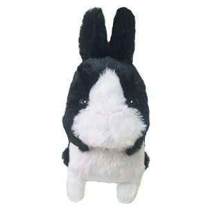 Black and White Panda Premium Bunny / Plush Bunny/Stuffed Toy