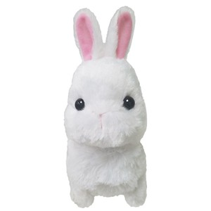 Snow White Premium Bunny / Plush Bunny/Stuffed Toy